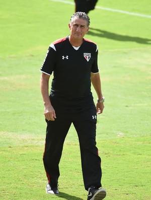 Edgardo Bauza treinador do São Paulo