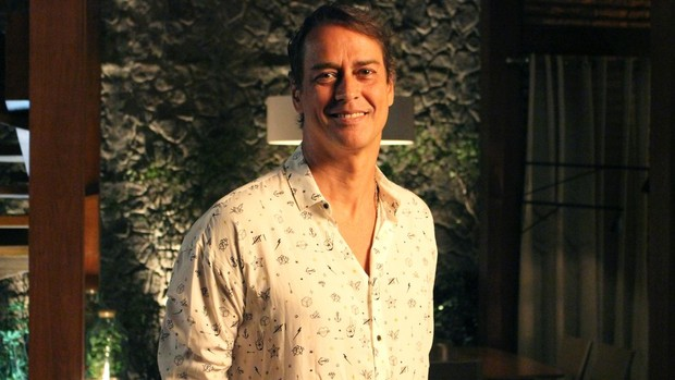 Rock Story: Marcello Antony comenta participação  (Felipe Monteiro/Gshow)