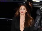 Selena Gomez é vítima de cliques indiscretos duas vezes no mesmo dia