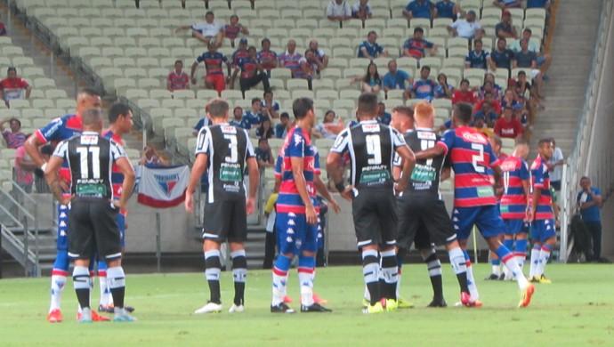 Ceará x Fortaleza Campeonato Cearense Arena Castelão (Foto: Juscelino Filho)