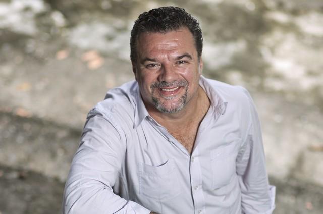 Adriano Garib (Foto: Paula Giolito)