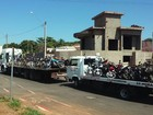 Polícia apreende mais de 100 motos em operação no noroeste paulista