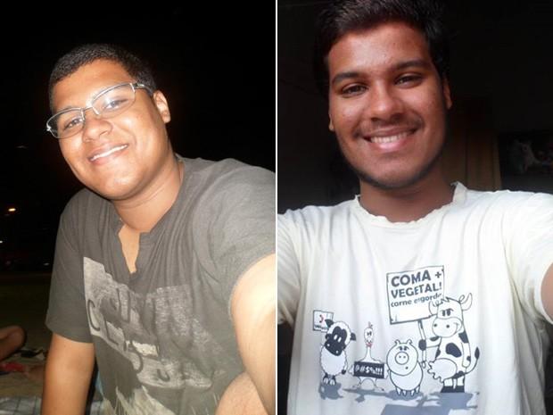 Objetivo da mudança de alimentação de Rafael não foi a perda de peso, mas ele acabou emagrecendo quase 38 kg (Foto: Rafael Muniz dos Reis/Arquivo Pessoal)