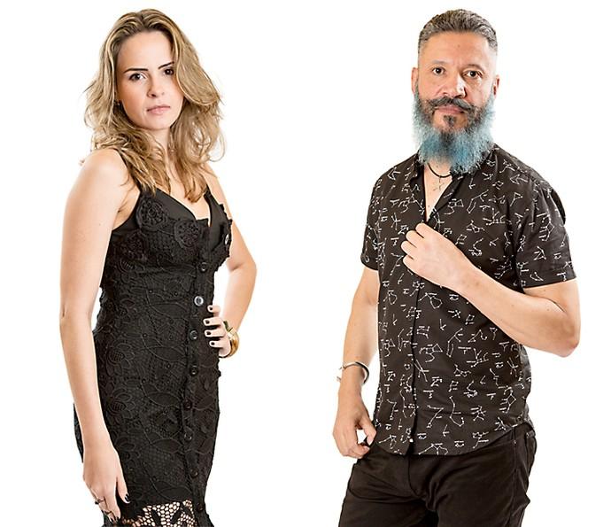 Paredao segundo Laércio e Ana Paula noite casa 31_01 (Foto: TV Globo)