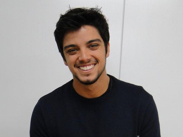 O ator Rodrigo Simas defende seu personagem e não acha que nova fase seja definitiva (Foto: Malhação / Tv Globo)