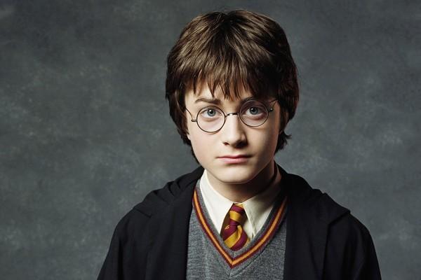 Daniel Radcliffe no papel de Harry Potter (Foto: Divulgação)