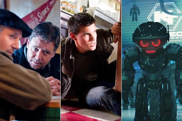 A Globo exibe três filmes inéditos na semana que começa no dia 30 de julho (Foto: Divulgação)