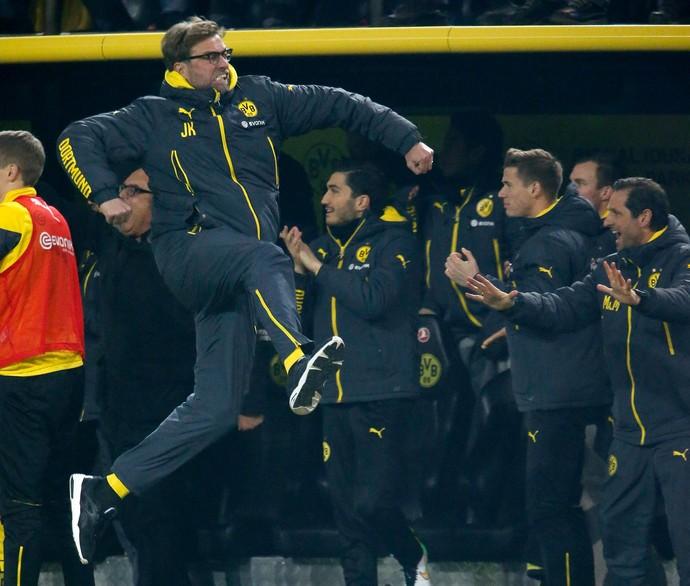 Jurgen Klopp, Borussia Dortmund (Foto: Reuters)