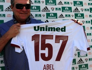Abel Braga 157 jogos Fluminense (Foto: Nelson Perez/Fluminense F.C.)