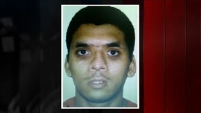 Edilson da Silva Santos morreu com um tiro na cabeça (Foto: Reprodução GloboNews)