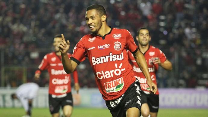 Felipe Garcia, Brasil de Pelotas (Foto: Jonathan Silva / G.E. Brasil)