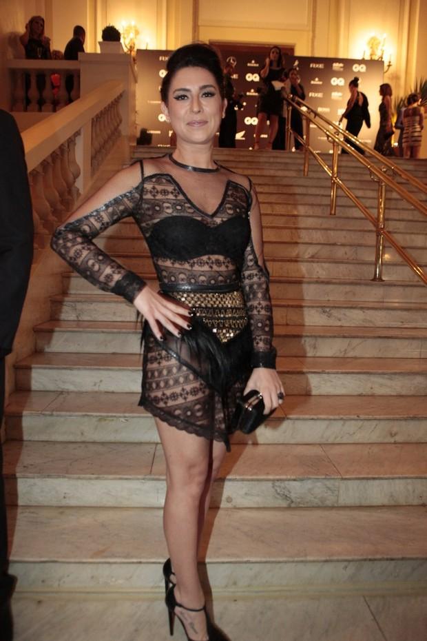 Fernanda Paes Leme (Foto: Isac Luz / EGO)