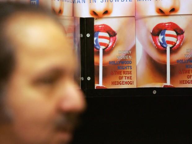 Acredite: o prêmio Pior Sexo de Ficção na Literatura é uma realidade (Foto: Getty Images)