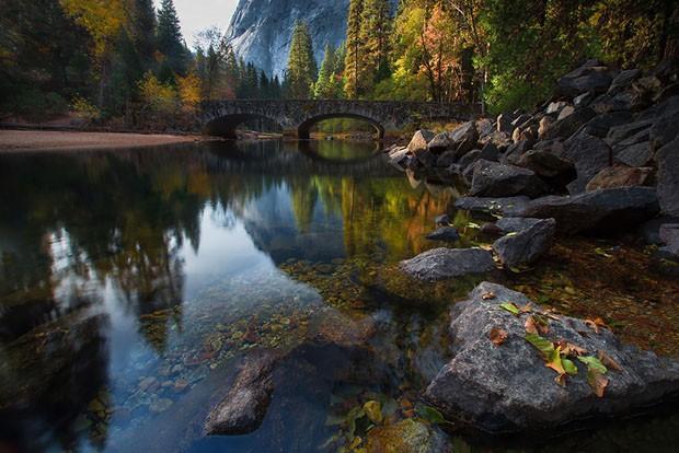 21 pontes antigas (Foto: Larry Marshall/Reprodução)