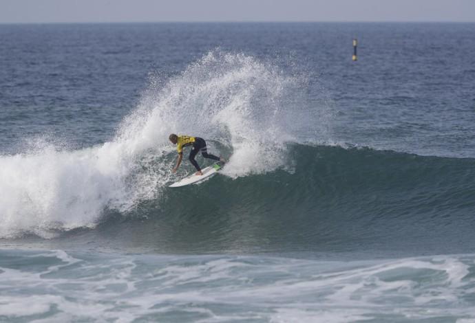John John Florence etapa peniche surfe (Foto: Damien Poullenot/WSL)