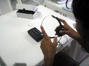 Há vagas para atendente de telemarketing (Foto: Divulgação)