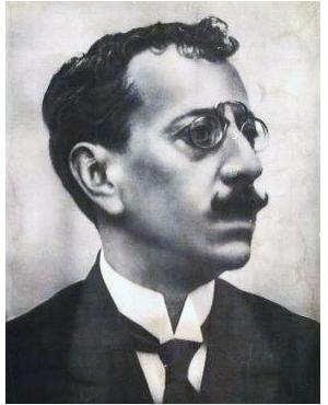 Olavo Bilac (Foto: Reprodução)