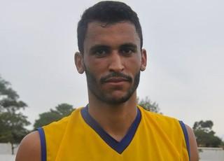 Renan Dias (zagueiro) (Foto: Divulgação/Assessoria Palmas Futebol e Regatas)