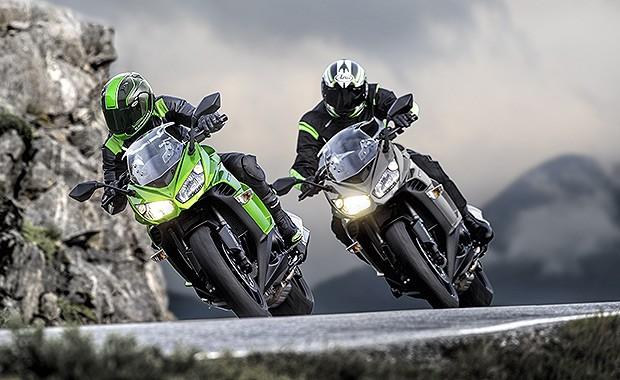 Kawasaki Ninja 1000 (Foto: Kawasaki)