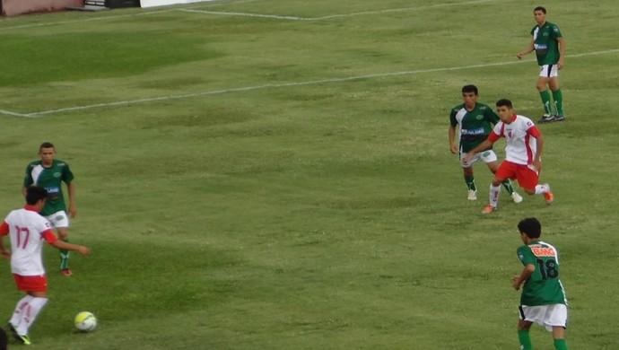 Imagine perde de goleada no primeiro jogo na Copa São Paulo de Futebol Júnior (Foto: Divulgação)