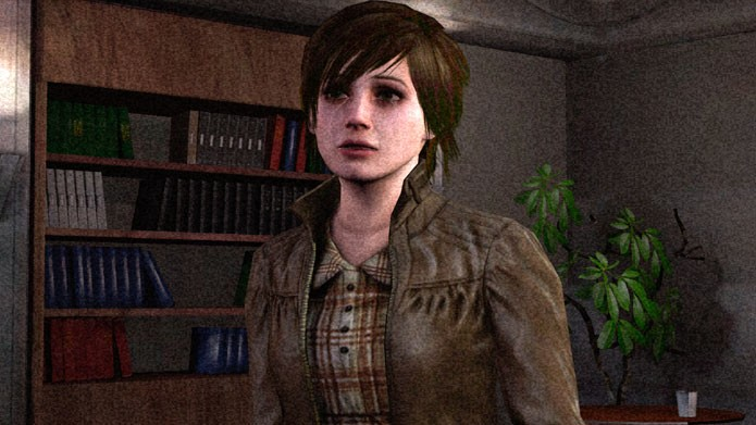 Cheryl é a verdadeira protagonista de Silent Hill: Shattered Memories (Foto: Divulgação)