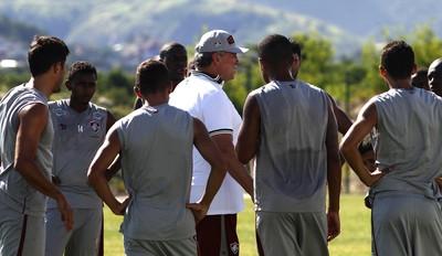 abel, jogadores, fluminense (Foto: Nelson Perez/Fluminense FC)