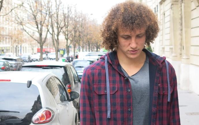 David Luiz, Paris PSG (Foto: Marcio Iannacca)
