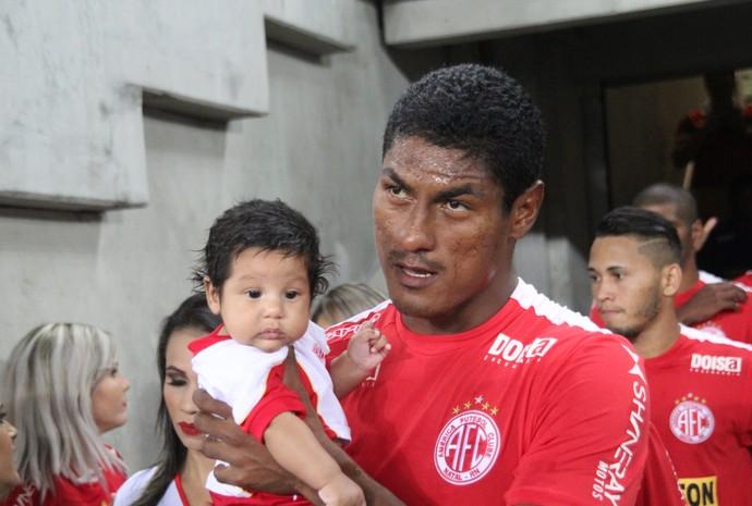 Max américa-rn (Foto: Fabiano de Oliveira)