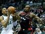 Serge Ibaka fecha acordo para ficar no Toronto Raptors por mais três anos