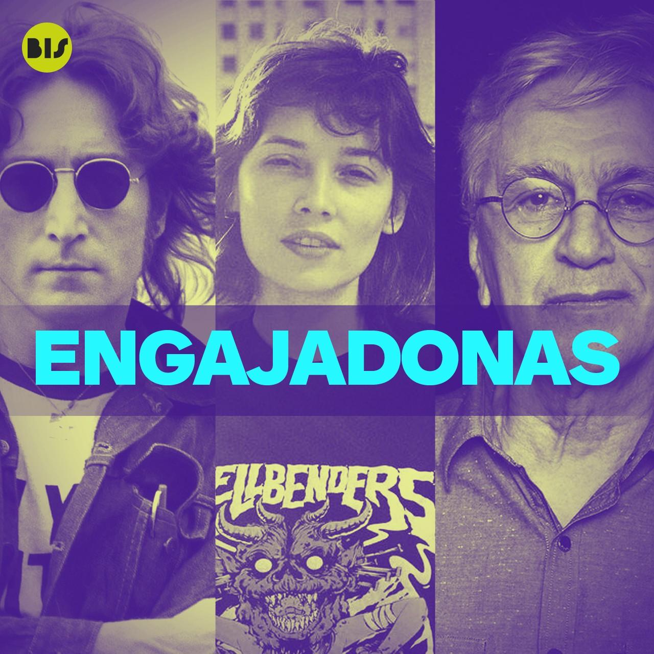 Engajadonas  a nova playlist exclusiva do Bis no Spotify (Foto: Bis)