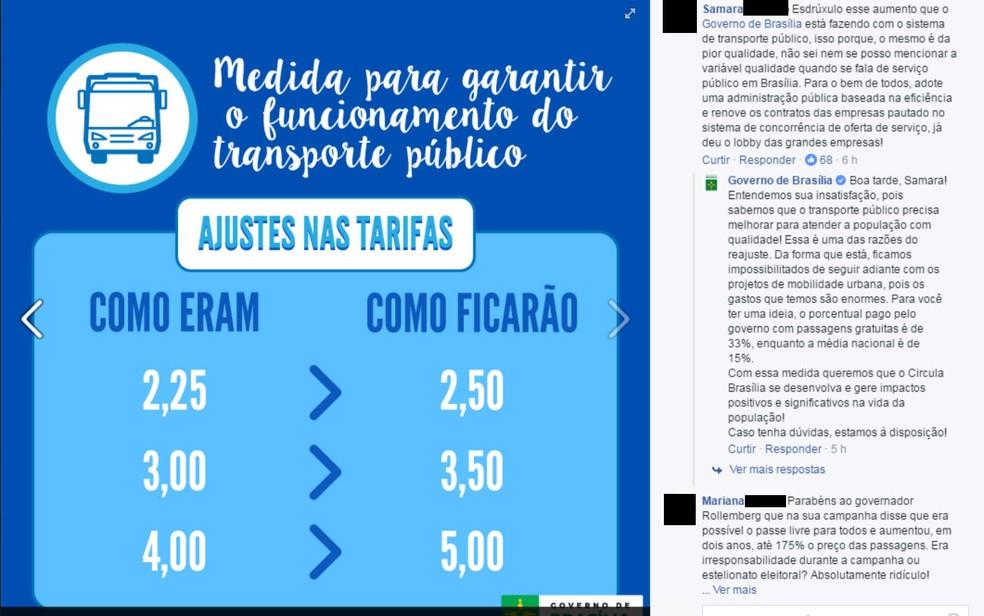 Resultado de imagem para tarifa de onibus df 5 reais
