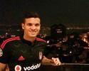 Adaptado, Ramon grava símbolos turcos na pele e sonha com Seleção
