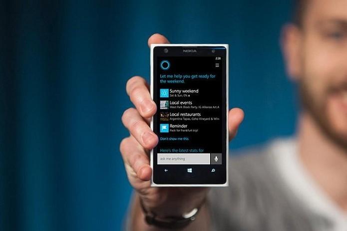 Cortana ganha versão final para Android e iOS (Foto: Reprodução/Microsoft) (Foto: Cortana ganha versão final para Android e iOS (Foto: Reprodução/Microsoft))