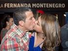 Eri Johnson dá beijão em Preta Gil