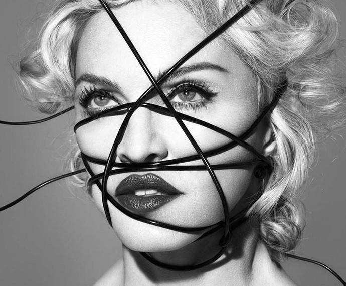 Madonna completa 57 anos sem perder a majestade (Foto: Divulgação)