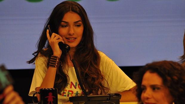 Marina Moschen é atriz da nova temporada de Malhação (Foto: Thiago Ferra/Globo)