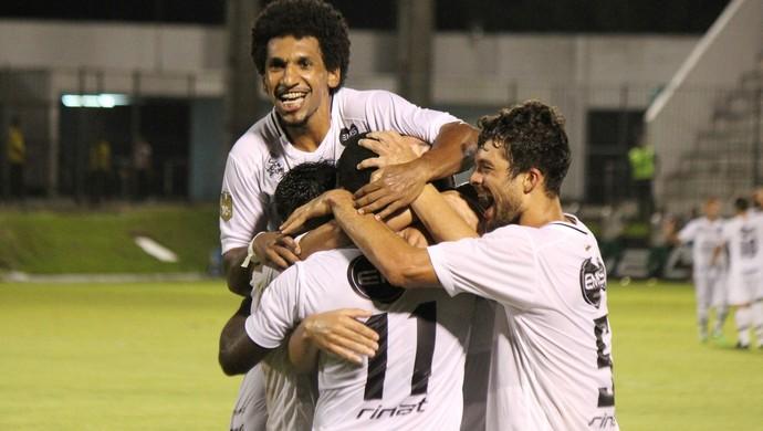 ABC 2 x 0 Salgueiro - Série C 2016 - Estádio Frasqueirão (Foto: Diego Simonetti/Blog do Major)
