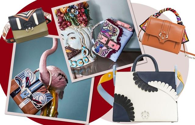 Paula Cademartori à venda na Wish (Foto: Arte Vogue Online)