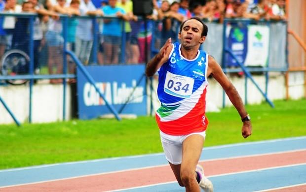 Atletismo Regional Norte/Nordeste Manaus Amazonas (Foto: Michael Dantas/Sejel)