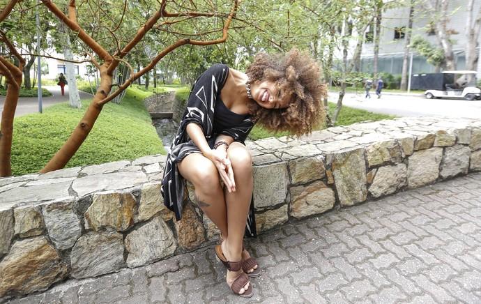 Gabriela Flor (Foto: Raphael Dias/Gshow)
