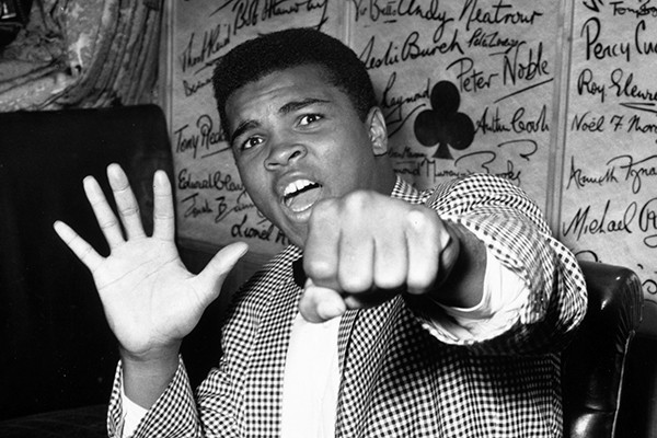 Muhammad Ali (Foto: Getty Images)