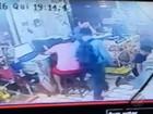 Vídeo flagra assassinato durante assalto a mercado em Belém