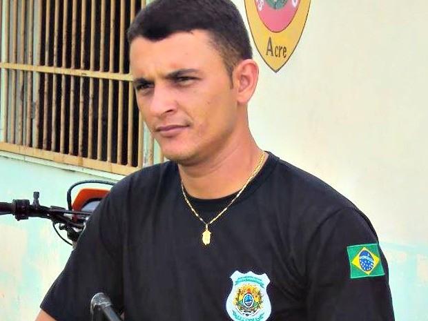 Agente socioeducador foi assassinado na zona rural de Tarauacá (Foto: Arquivo pessoal)