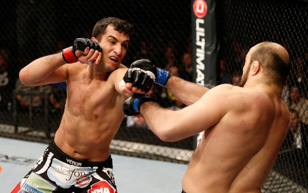 Gegard Mousasi Ilir Latifi mma ufc suecia (Foto: Getty Images)