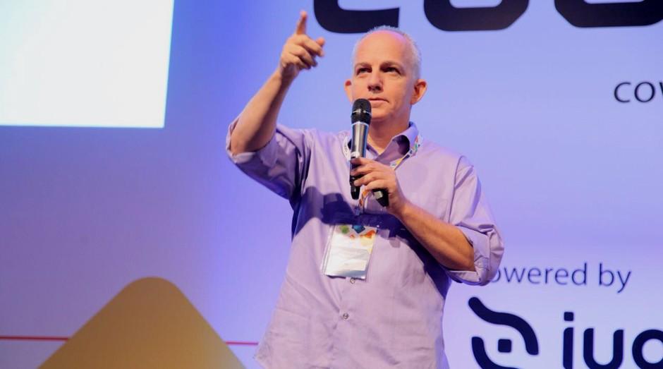 Dror Shaked, do Wix, participou do Cubo Conecta (Foto: Divulgação)
