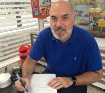 Waldir Attili Junior presidente Taubaté (Foto: Divulgação)