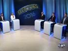 Saiba o que disseram os candidatos a prefeito de Goiânia após o debate