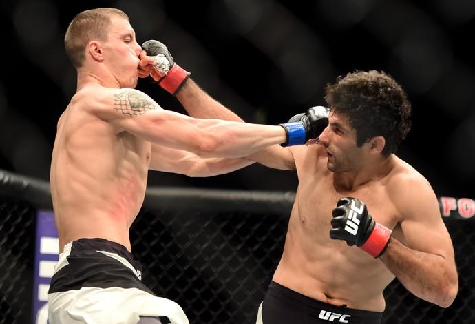 Beneil Dariush James Vick UFC 199 (Foto: Getty Images)