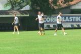 Sem Robinho e com Damião, Peixe esboça equipe que encara o Botafogo
