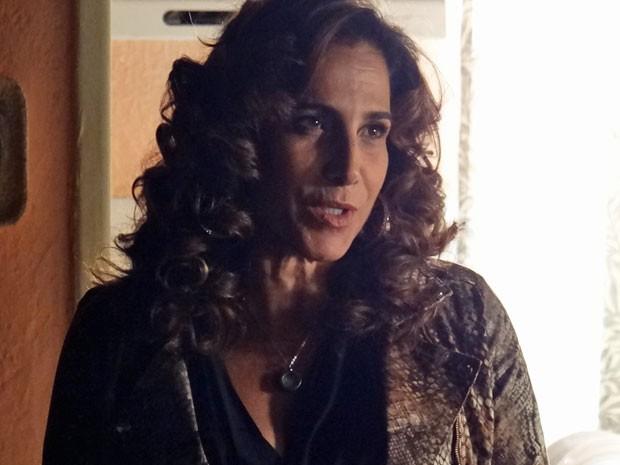 Wanda inicia Rosângela no tráfico (Foto: Salve Jorge/TV Globo)